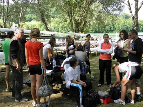 2011.06 BRIVE - Championnats de France Senior BL